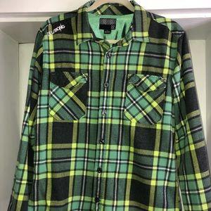 Billabong Men's Flannel